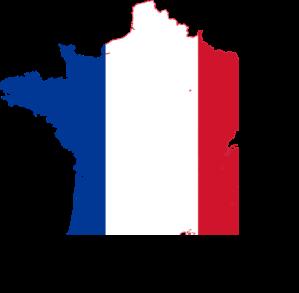 France_Flag_Map